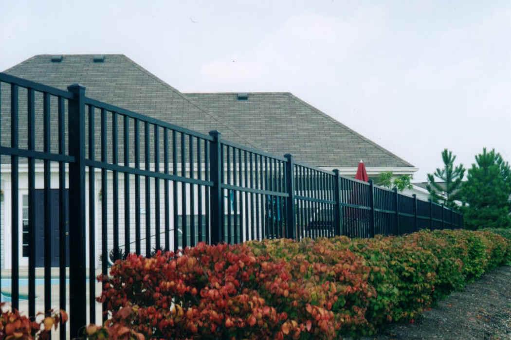 Steel Fencing Manufacturer Steel Fencing
